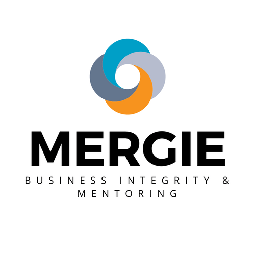 Logo MERGIE Business Integrity & Mentory.