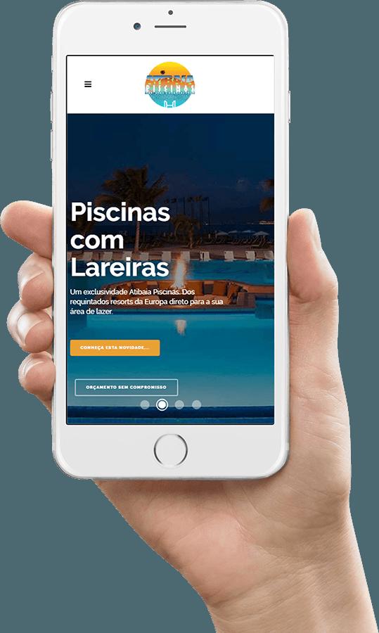 Criação de Sites Profissionais em Atibaia / SP