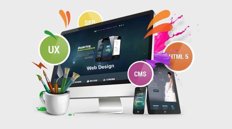 Web Design em Várzea Paulista