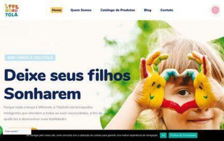 Tolytola Brinquedos Educativos